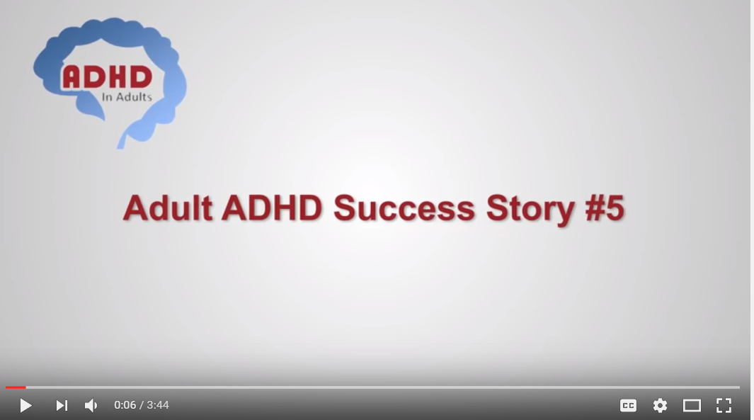 ADHD Success Story 5 - James and Substance Abuse yDO39l